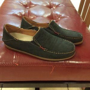 OluKai Nohea Nubuck Shoe